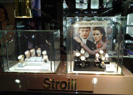 vetrine Stroili