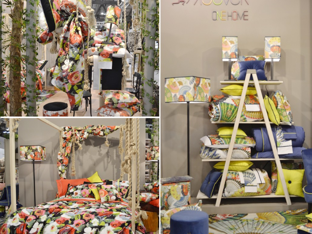 Visual merchandising per la casa milan retail store - Oggettistica moderna per la casa ...