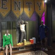 visual merchandising per Athleisure